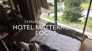 Matterhorn Focus Design Hotel Hotel Matterhorn Focus Zermatt 4k Allthegoodies Com