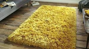 mustard yellow rug. Mustard Yellow Rugs Popular Rug Soulful Thick Shaggy Soft Intended And Throw
