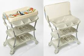 bathroom changing table. Euro Spa Baby Bath And Changing Table Bathroom 9