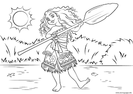 Breathtaking Moana Coloring Pictures Picture Sheets Disney Pages