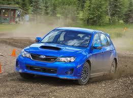 2011 Subaru WRX STI: Still Racy And Rugged, Post WRC