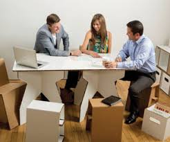 cardboard office furniture. Brilliant Furniture The Flatgoods Ecommerce Site Will Sell Furniture Made From Reinforced  Cardboard Courtesy With Cardboard Office Furniture E