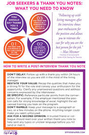 the world s catalog of ideas job seekers thank you notes what you need to know