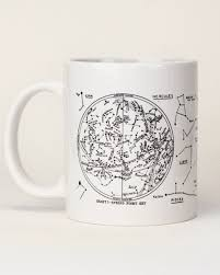 Tea Star Chart These Mugs Offer Coffee With A Side Of Science Magnificent