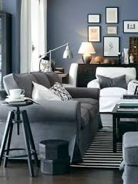 Black Furniture Living Room Ideas New Blue And Grayor Maybe Greys And Black For The Office If We Ever