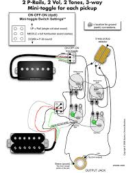 wiring help p rails neck and jb in the bridge i get all the same options you do and a couple of others i didn t think i d like the rail alone that much i d tried it on another guitar but it works on