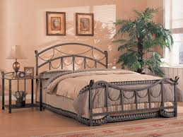 Metal Bedroom Sets Elegant Black Metal Bedroom Furniture Eva Furniture