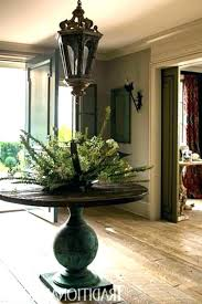 round foyer tables treadmillgurutop round foyer tables foyer decor ideas with bench