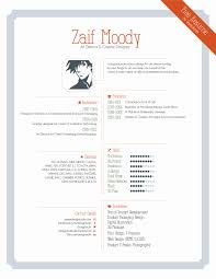 Adobe Illustrator Resume Template New Sample Resume Of Graphic