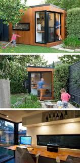 backyard home office. Wonderful Diy Backyard Home Office Inoutside Creates A Small Build