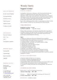 Social Worker Resume Sample Michael Resume