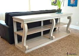 narrow sofa table. Narrow Couch Table Long Thin Console Behind Sofa Small