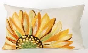 sunflower outdoor pillows pottery barn sunflower pillow sunflower outdoor pillows pottery barn sunflower pillow size 1280x768
