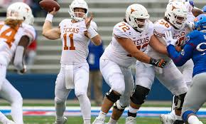 Ut Football Depth Chart Texas Releases Updated Depth Chart Ahead Of Kansas Game