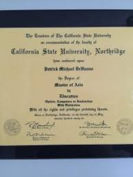 educational expert who me teacher from planet reality csun diploma