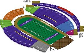Ryan Field Seating Chart Northwestern 2012 Season Tickets On Sale Now Husker