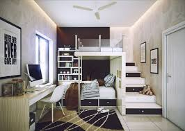 Appealing Modern Loft Bedroom Design Ideas And Interior Pic Of