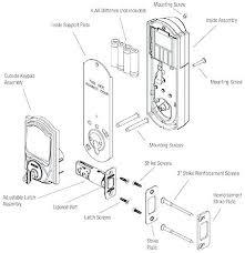 Schlage Lock Parts Door Knob Parts Door Locks Parts Full Image For