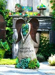 angel yard decor post yard ornaments for angel yard decor angel yard decorations trumpeting outdoor