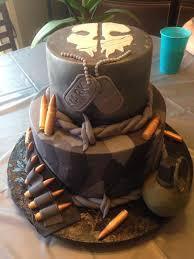 call of duty 114 cakes CakesDecor