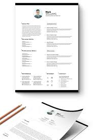 Best Resume Design 100 Best 100's Creative ResumeCV Templates Printable DOC 56