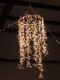diy chandelier 37 fun diy lighting ideas for teens fufpyal