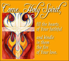 Image result for holy spirit fill this place