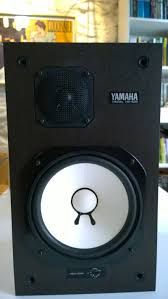 yamaha ns10. to the ns-10 revealing good and bad qualities of music. so it is interesting listen \ yamaha ns10