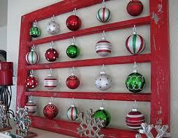 DIY Window Ornament Holder (via adiamondinthestuff)
