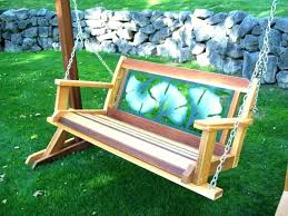 baby outdoor swing seat australia and frame wooden hanging designed for plans porch with stand swings