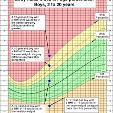 Is My Child Obese Chart Calculating Your Childs Body Mass Index Bmi