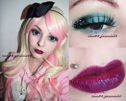 pretty in pink makeup cute inspired look by cherry 81