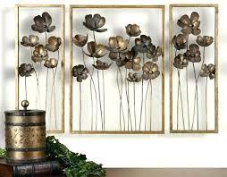 metal initial wall decor galvanized