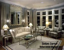 N Classic Living Rooms With Italian Ideas And Furniture