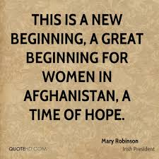Mary Robinson Quotes Quotehd