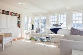 beautiful white beach style family room beautiful white living room