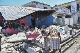 Über 300 Tote nach Erdbeben in Haiti ...