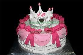 Send 18th Birthday Cake For Girl To Gurugram Online Buy 18th