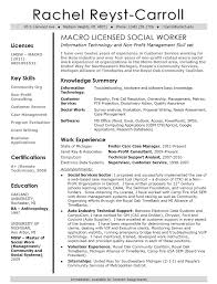Sample Camp Counselor Resume Resume Work Template