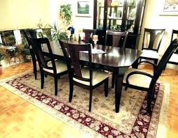 kitchen table rugs area rugs for kitchen table rug size under dining room inside ideas pictures