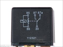 relays the pull in voltage is the minimum voltage required for the relay coil to pull the contacts 30 and 87 on the bosch relay together