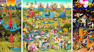 garden of earthly delights poster. Beautiful Garden Of Earthly Delights Poster And Interesting Ideas The Emoji Posters 15 E
