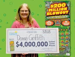 A nice Sunday afternoon drive ends with $4M scratch-off win for Wilmington  woman