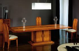 art deco era furniture. Art Deco Style Dining Room Table China Cabinet And Buffet Furniture Decorating Ideas Era