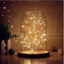 lighting jar. The Bell Jar Fairy Light - Glass Dome Night Sick Stuff Lighting D
