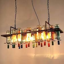 bottle chandelier wine bottle chandelier cool to hang from my pergola bottle chandelier light