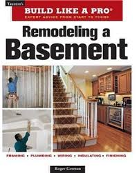 Basement Design Ideas Magnificent Remodeling A Basement Revised Edition Taunton's Build Like A Pro