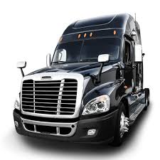 Freightliner Interior Lights Freightliner Cascadia Chrome Projector Headlight W White