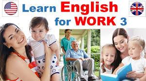 ENGLISH for WORK <b>3</b> | Helper, Nanny, maid, au <b>pair</b>, <b>child</b> care ...