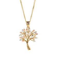 alternate views tree of life pendant